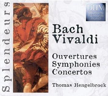 Vivaldi: Ouvertures, Symphonies, Concertos