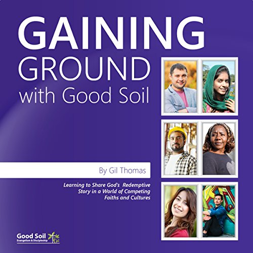 Gaining Ground with Good Soil audiobook cover art