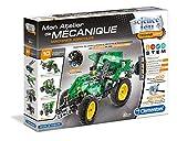 Clementoni-Mon Atelier Mécanique-Machines Agricoles, 52224