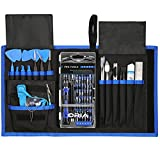 ORIA Precision Screwdriver Set, (2020 New Version) 86 PCS Repair Tools for Smartphone, Computer, Tablet and Other Devices, Blue