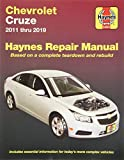 Chevrolet Cruze (11-15) Haynes Repair Manual (Does not include information specific to diesel engines. Includes thorough vehicle coverage apart from the specific exclusion noted)