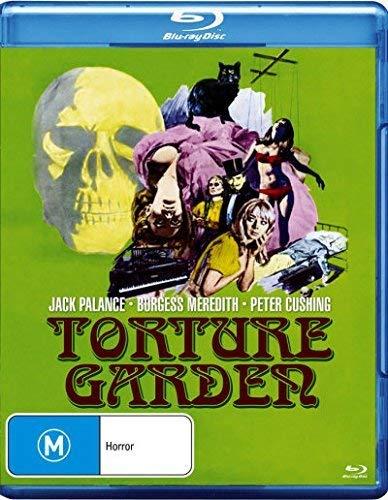 TORTURE GARDEN - TORTURE GARDEN (1 Blu-ray)