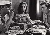 Mangiaspaghetti cod. 21 Alain Delon in A4 cm 21x30 Poster