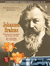 Brahms - Sonatas in F Minor and E-flat, Op. 120: Clarinet 2-CD Set
