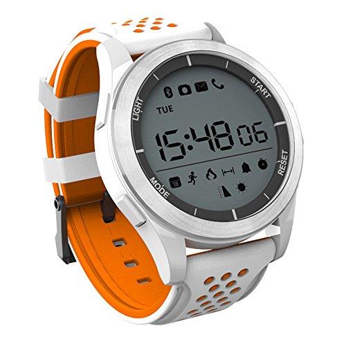 Goldt1 Smartwatch IP68 Impermeabile Fotocamera GPS 3G WiFi Bluetooth 4.0 pedometro,: Android 4.4 / iOS 9.0 e sistemi Superiori, barometro, promemoria sedentario, contapassi, Monitor di Sonno