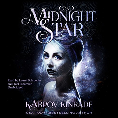 Midnight Star audiobook cover art