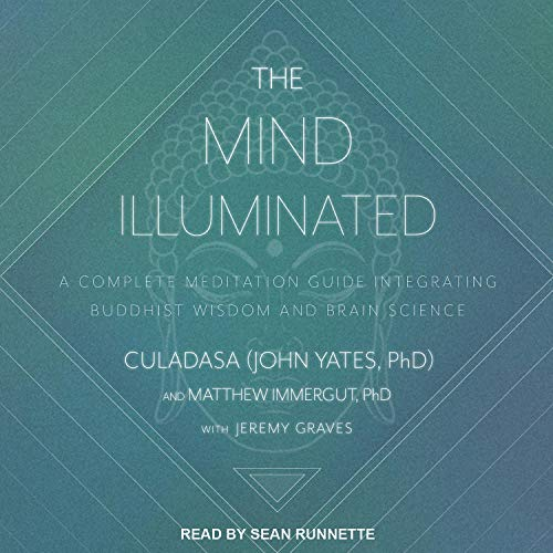 The Mind Illuminated audiobook cover art