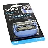 BRAUN CoolTec 40B - Replacement razor blade - blue