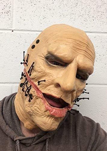 Zombie Séries Tueur chair ton Déguisement Halloween Masque Latex