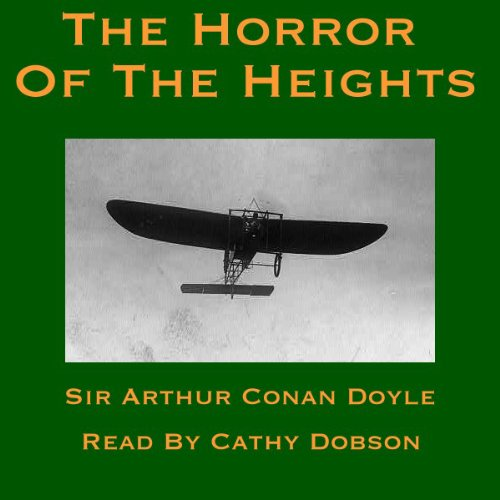 The Horror of the Heights audiobook cover art