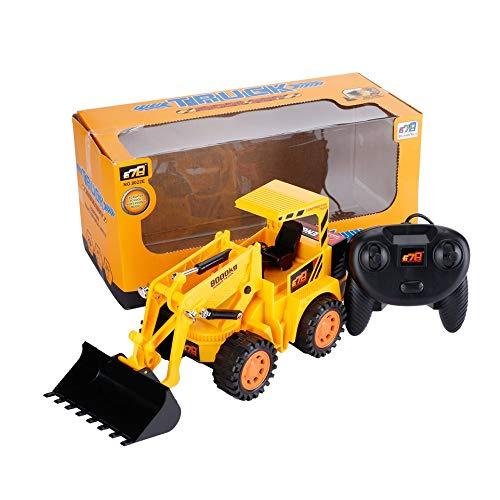 Draad Controle Simulatie Heftruck 5CH Bouw Speelgoed Sets Power Truck