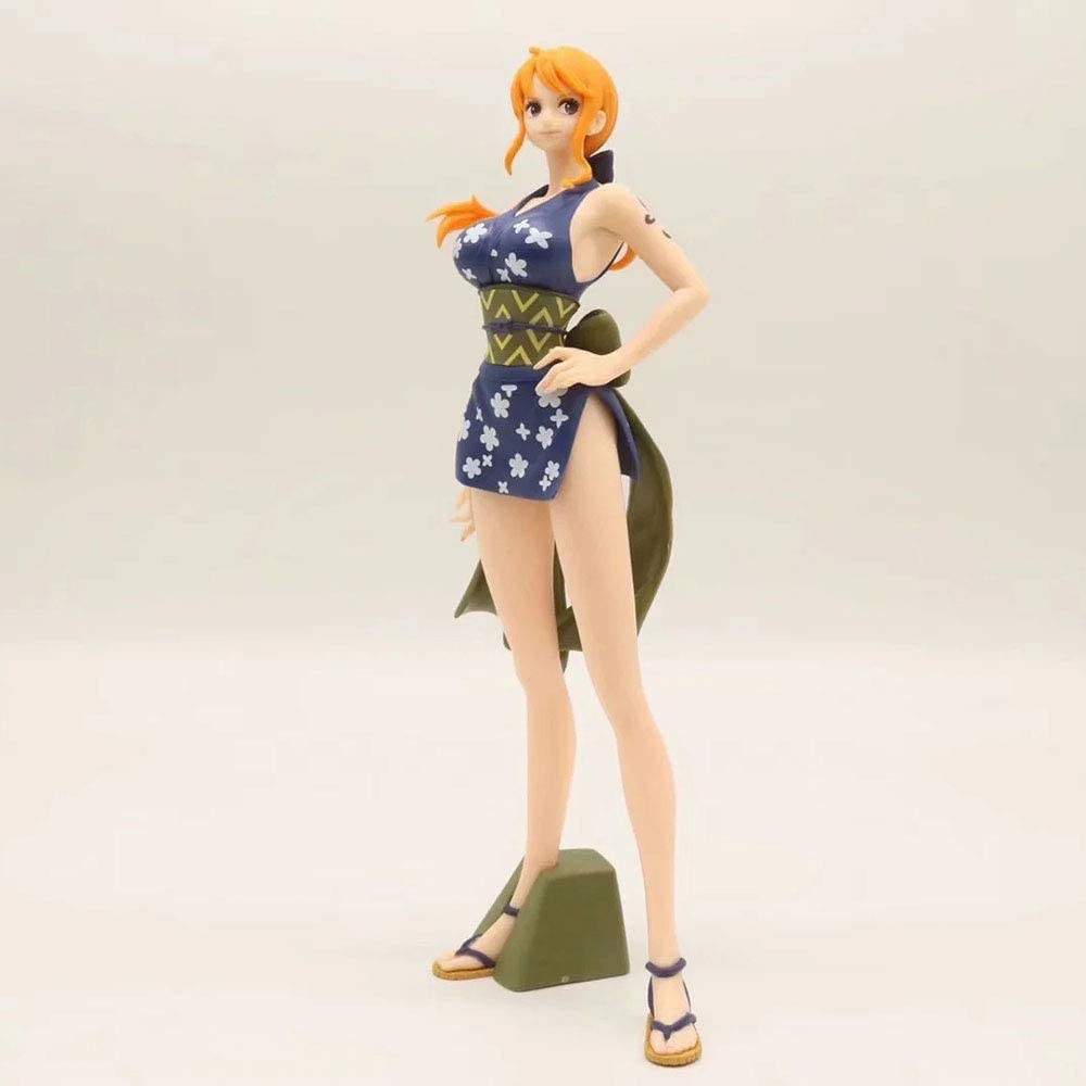 Firestrive EIN STÜCK Anime Puppe Kimono Modell Online Max 84% OFF limited product Nami A Stehender