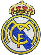 Gemelolandia Parche Termoadhesivo Real Madrid 6,5x5cm