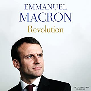 Couverture de Revolution