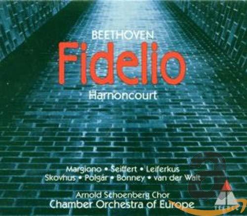 Ludwig van Beethoven: Fidelio (Gesamtaufnahme)