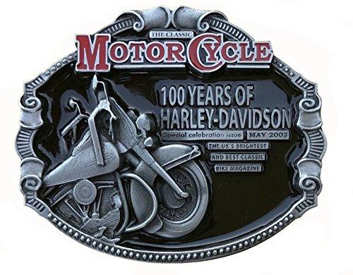 Harley-Davidson - Belt buckle - for men n / a One size