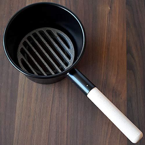 木柄 鉄製 ジャンボ 火起し 24cm 大