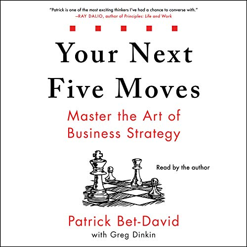 Page de couverture de Your Next Five Moves