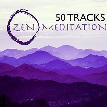 50 Tracks for Zen Meditation - Deep Sleep Healing Background Music for Reiki, Massage, Yoga and Spa