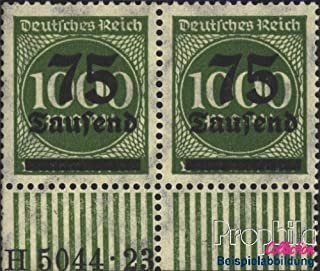 German Empire 288I han 1923 Hyperinflation (Stamps for Collectors)