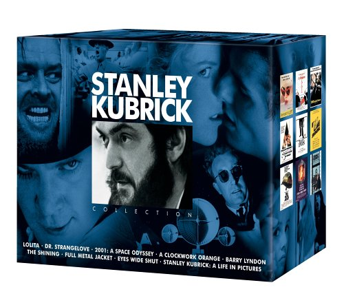 Stanley Kubrick Collection [VHS]: Jack Nicholson, Shelley Duvall, Malcolm McDowell, Patrick Magee, Matthew Modine, R. Lee Ermey, Vincent D