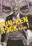 Sun-Ken Rock, Tome 1 - Bamboo Editions - 08/09/2010
