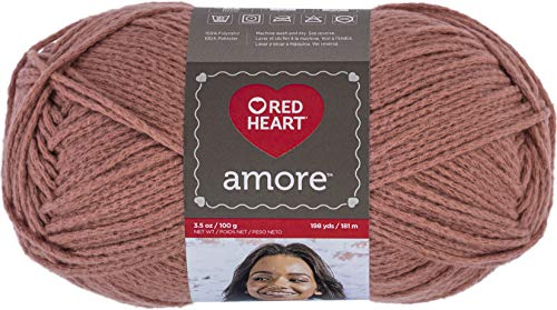 Red Heart Amore, Chai Yarn