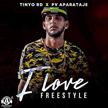 I Love Freestyle