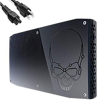 Intel Skull Canyon NUC 6 Performance Kit NUC6i7KYK Business & Home & Gaming Mini PC Desktop  Quad-Core i7-6770HQ 16GB DDR4 RAM 1TB PCIe SSD  Thunderbolt 3 Windows 10 Pro IST Power Cable