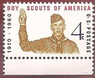 Stamps, U.S. Boys Scouts Of America Scott 1145 MNH