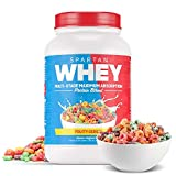Sparta Nutrition Spartan Whey Ultra Premium Protein Blend, Fruity Cereal, 2 lb