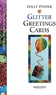 Glitter Greetings Cards
