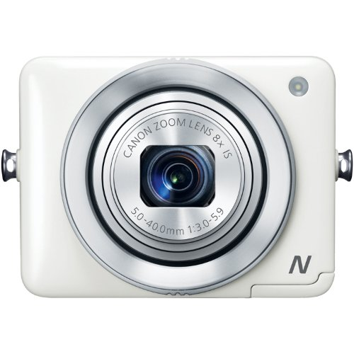 Canon PowerShot N 12.1 MP CMOS Digital Camera with 8x Optical Zoom and 28mm...