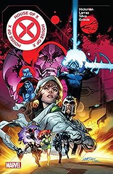 House Of X/Powers Of X by [Jonathan Hickman, Pepe Larraz, Mark Brooks, R. B. Silva]