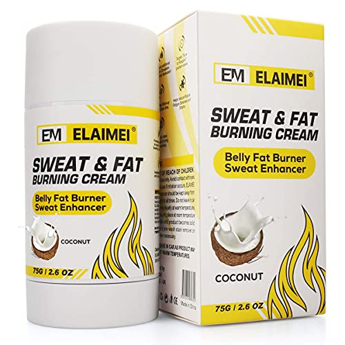 Hot Gel, Sweat Fat Burning Cream - Natural Anti Aging Cream, Workout Enhancer For Shaping Waist, Abdomen and Buttocks Slimming Cream for Men and Women