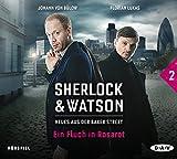 Sherlock & Watson - Neues aus der Baker Street: Fall 02: Ein Fluch in Rosarot