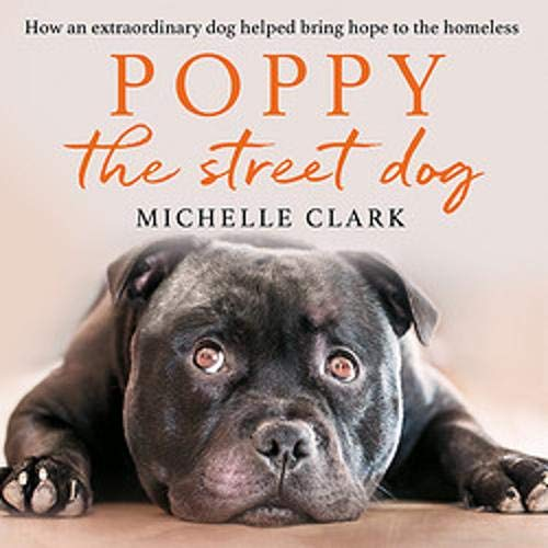 Poppy the Street Dog cover art