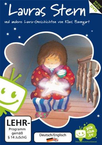 Lauras Stern - Bilderbuch - DVD