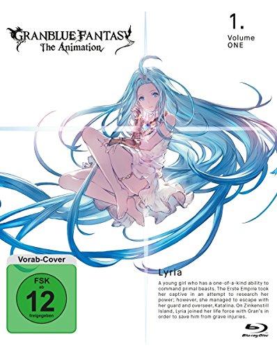 GRANBLUE FANTASY The Animation - Vol.1 (EP. 01 - 06) [Blu-ray]