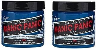 【2個セット】MANIC PANIC マニックパニック Atomic Turquoise アトミックターコイズ 118ml