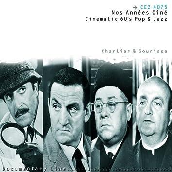 Nos années ciné (Cinematic 60's Pop & Jazz)