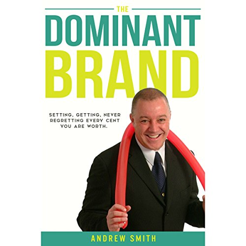 The Dominant Brand audiobook cover art