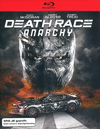 Death Race: Anarchy [Blu-ray]