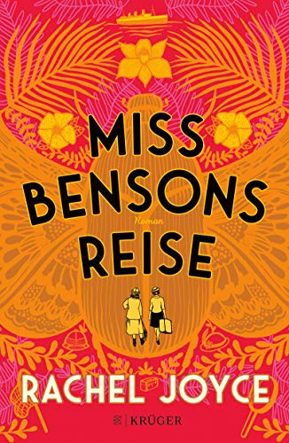Miss Bensons Reise: Roman