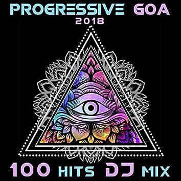 Progressive Goa 2018 100 Hits DJ Mix