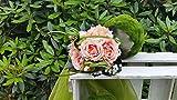 Blumenstrauß Nr.17 - Strauß künstlich - Seidenblumen Liegestrauß Blumen Brautstrauß