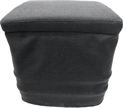Plástico taburete gris para Thetford Porta Potti 165/365con acolchado