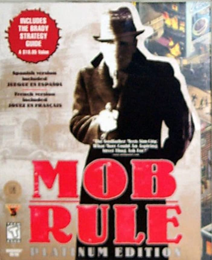 シリアル気味の悪い遺棄されたMob Rule (輸入版)