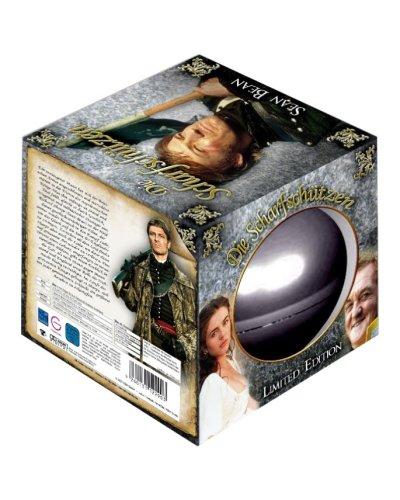 Die Scharfschützen-Sharpe-Cannonball limited Edition inkl. Das letzte Gefecht (17 DVDs) [Collector's Edition]