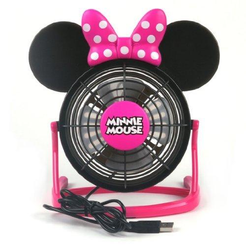 Affordable Disney Minnie Mouse USB Fan